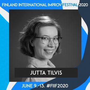 Jutta Tilvis